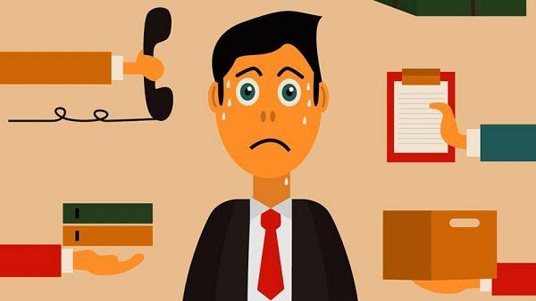 ده روش جهت کاهش فشار روانی