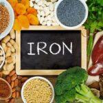 بهترین زمان مصرف قرص آهن در زنان باردار