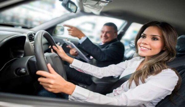 ضعف رانندگان زنان