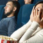 فایده دیدن فیلم ترسناک برای زنان
