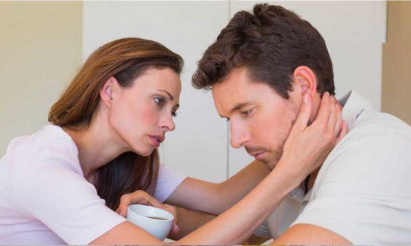 سردی مردان در رابطه زناشویی