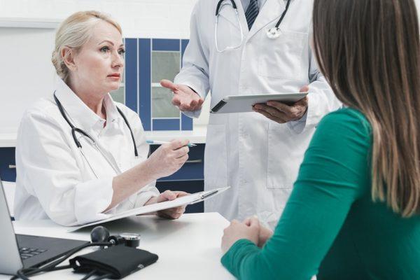 تشخیص سرطان دهانه رحم با سرکه