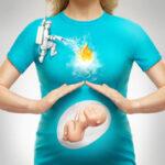 ۶ روش درمان رفلکس معده در بارداری