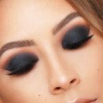 پیشنهاد هلنا روبنشتاین برای آرایش چشم دودی