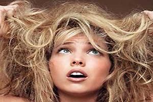آموزش ماسک ویژه موهای آسیب دیده