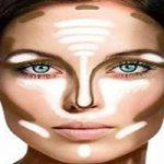 تکنیکهای آرایشی برای پرتر نشان دادن صورت