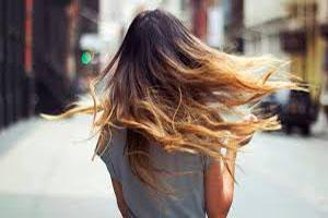 آموزش گام به گام رنگ کردن پایین موها که در بین خانمها طرفداران بسیار دارد