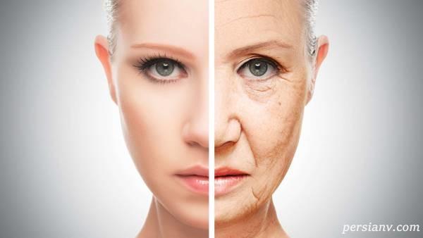 مواد غذایی برای جوان ماندن پوست