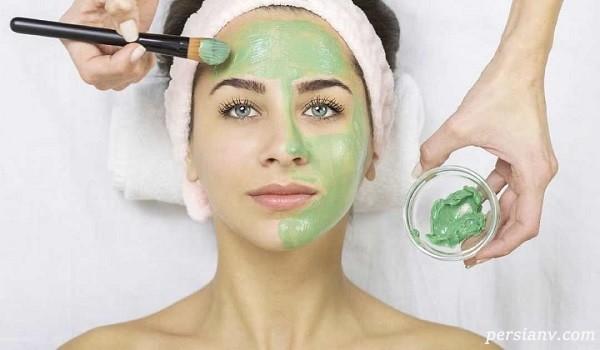 آبرسانی به پوست با مواد طبیعی