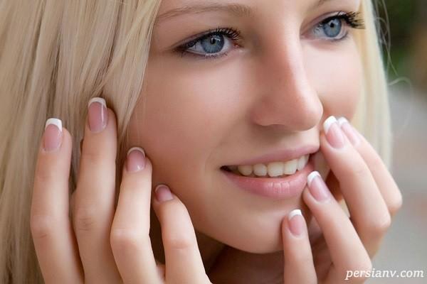 راز زیبایی و سفیدی پوست