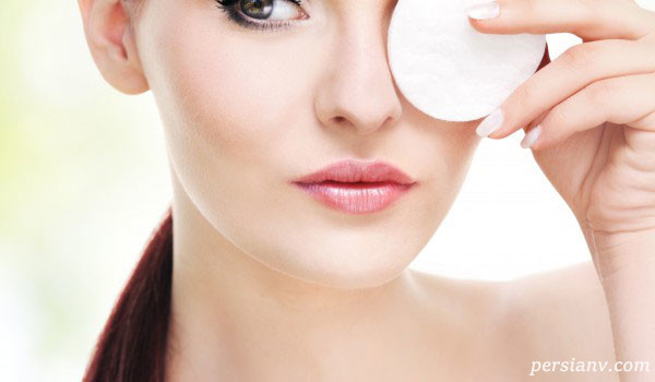 پاک کردن آرایش صورت و پرسشهای رایج خانمها درباره آن