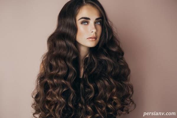 پرپشتی و ضخیم نشان دادن موها با ۸ ترفند طلایی