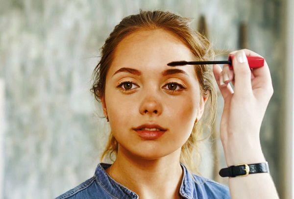 آرایش پوست زیتونی