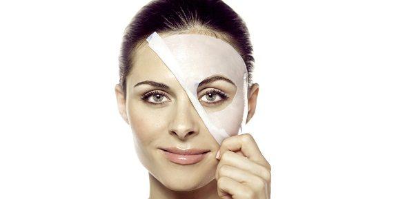 شفاف سازی پوست صورت