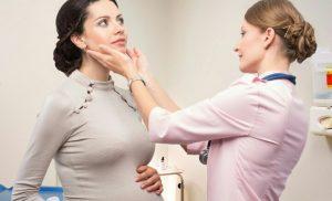 خطرات تیروئید در بارداری