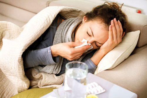 سرماخوردگی و آنفولانزا در بارداری