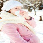 درمان سرماخوردگی و آنفولانزا در خانم های باردار