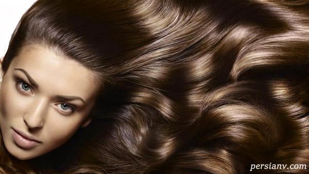 تقویت مو با محلول خانگی