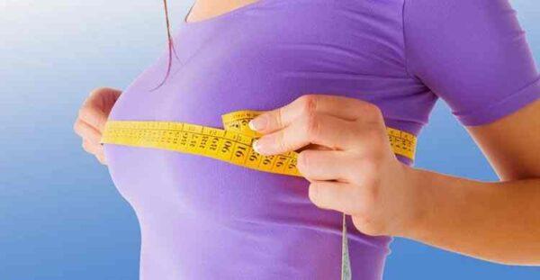 روش افزایش سایز سینه