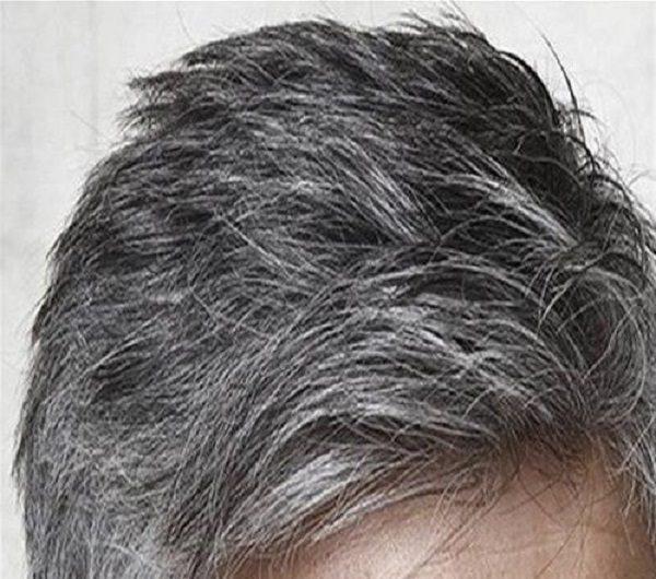 مقابله با موهای سفید مقاوم به رنگ
