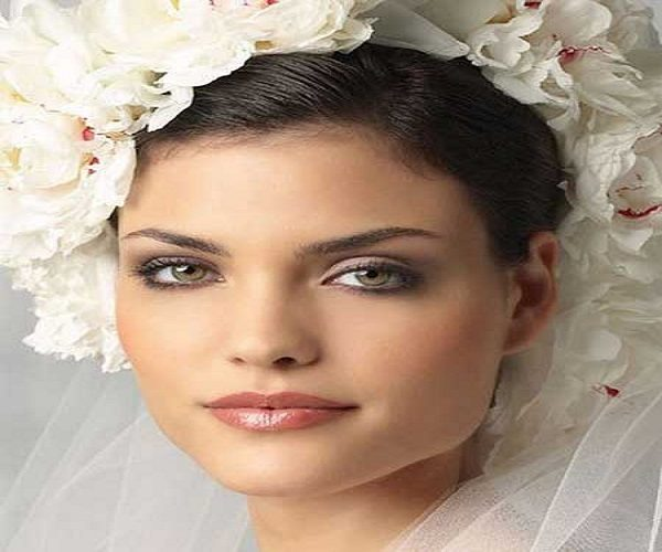 آرایش چشم و گونه ها در آرایش عروس