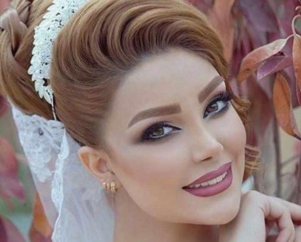 نکات آرایش صورت عروس