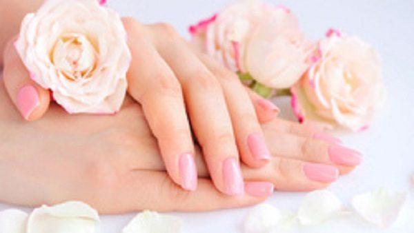نرمی پوست دست