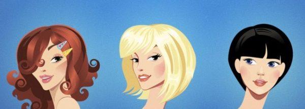 انتخاب مدل مو