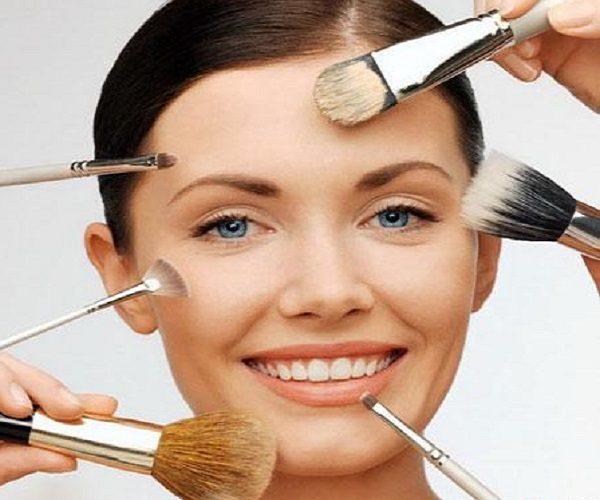 طریقه صحیح آرایش و رفع عیب های صورت