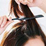 چطور موهایمان را شانه کنیم؟