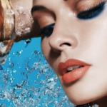 آرایشی زیبا و ضد آب برای روزهای گرم و طولانی تابستان
