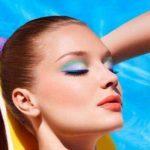 توصیه هایی جالب و موثر برای تثبیت آرایش روی صورت در تابستان