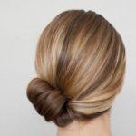 مدل موی جمع ۲ دقیقه ای! +آموزش تصویری