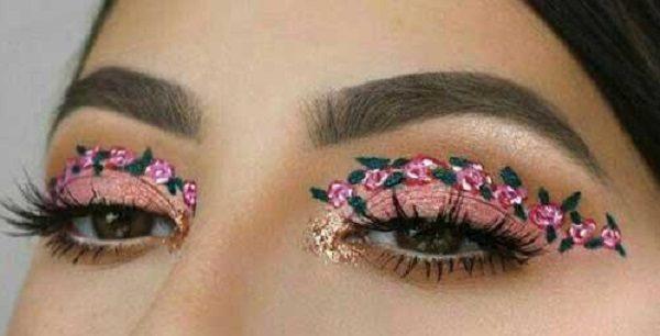 ۸ مدل آرایش چشم جدید ویژه فصل بهار +عکس