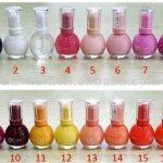 ۱۰ رنگ لاک زیبا برای پوست های روشن
