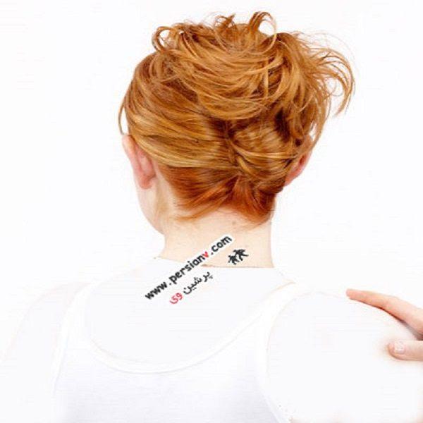 مدل موی پیچ فرانسوی