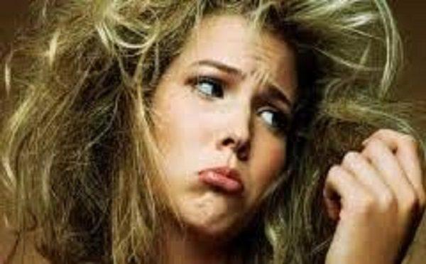درمان موهای آسیب دیده