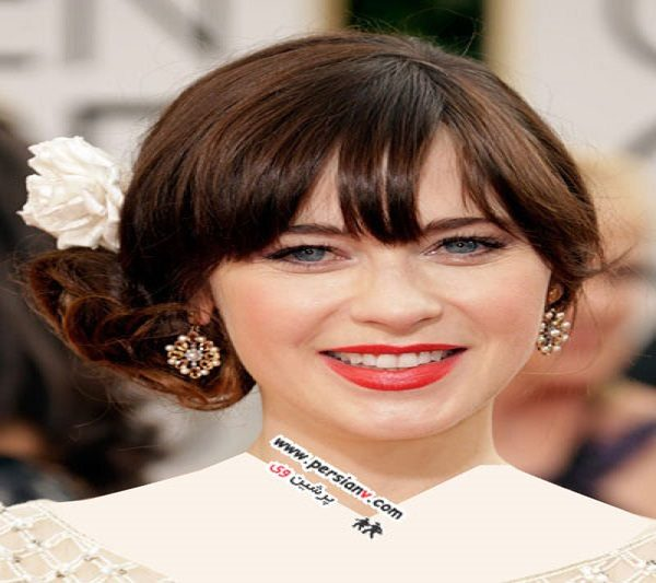 بهترین آرایش های مو و صورت در مراسم گلدن گلوب +عکس