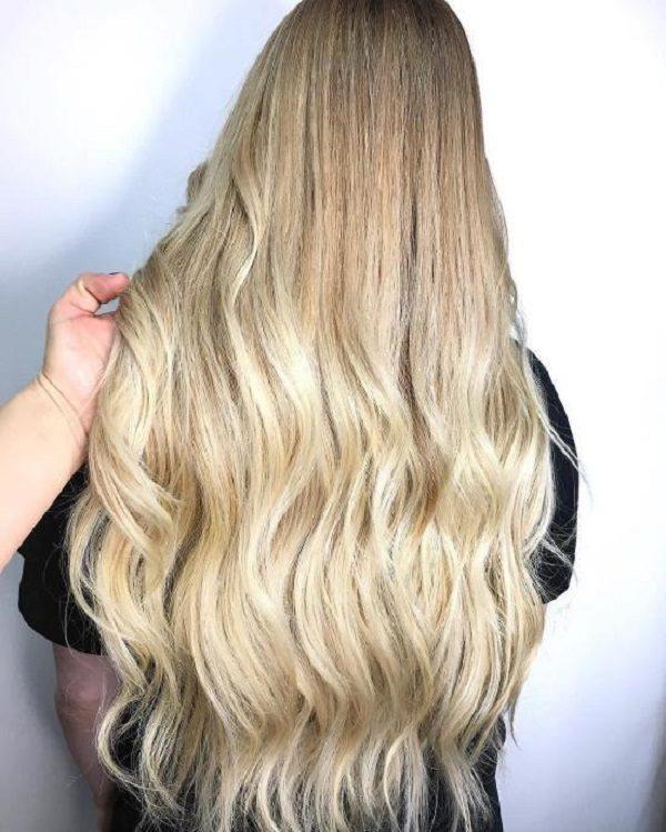 انتخاب زیباترین رنگ موی بلوند در سال نو +عکس