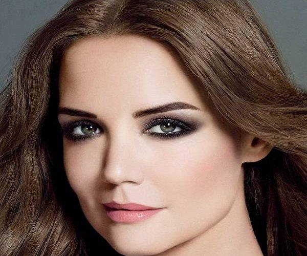 آموزش آرایش چشم دودی آسان با ترسیم خطوط + عکس
