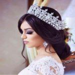 مدل های بسیار زیبای تزئینات مو عروس برند اسپوزا +عکس(۳)