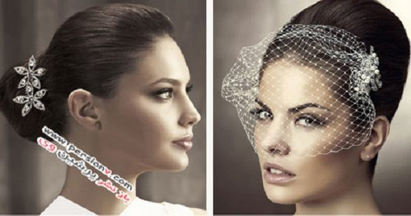 مدلهای تاج سر عروس