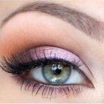 آرایش چشم های زیبا برای چشمان سبز +عکس