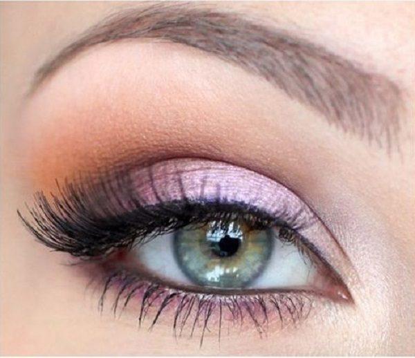 آرایش چشم مهمانی شب در ۴ مرحله ساده + عکس