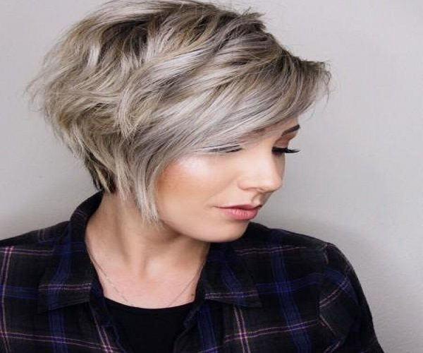 مدل موی کوتاه ژورنالی + تصاویر