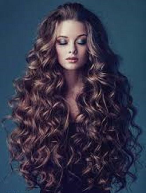 ۳ روش طبیعی فر کردن مو در طول یک شب تا صبح + عکس