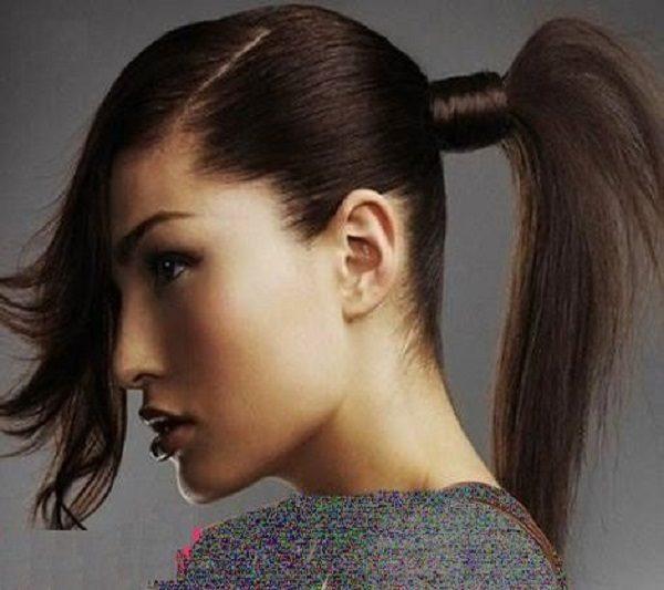 جدیدترین مدل موی دم اسبی