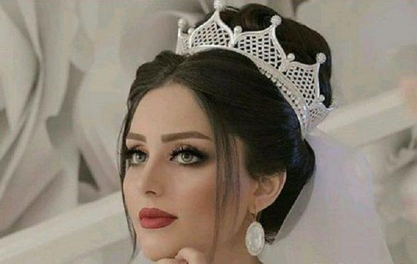 مدل موی عروس جدید به سبک اروپایی + تصاویر