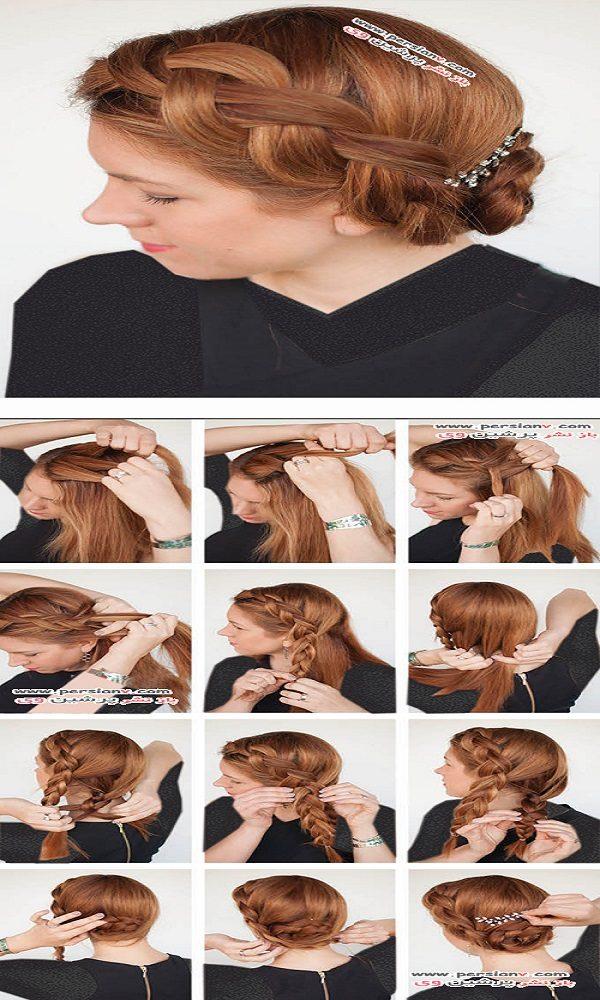 مدل موی بافت جمع