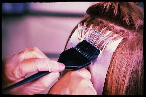 مش کردن مو در خانه